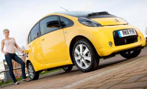 Citroen offers C-Zero test drives