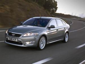 Mondeo is 'superbly nimble', says editor.