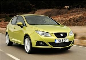 Seat Ibiza named Most Rated car