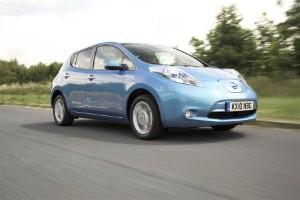Nissan Leaf wins five-star safety rating