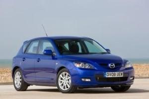 Mazda 3 breaks production record