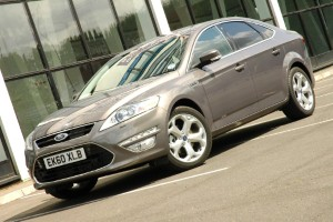 Ford Mondeo is 'fantastic to drive'