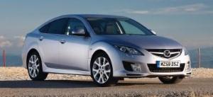 Mazda6 business line released