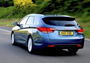 Hyundai i40 Tourer impresses with styling and refinement