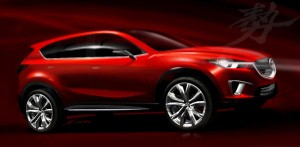 Mazda sets March 2012 release date for CX-5