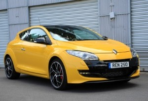 Renault launches fastest ever road car