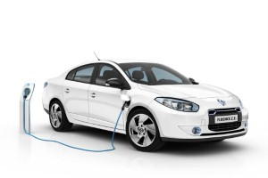 Renault teams up with British Gas for charging points