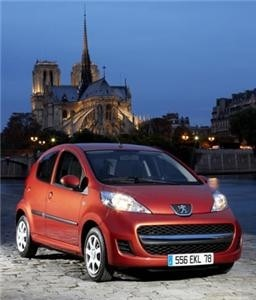 Peugeot launches great value 107 special edition