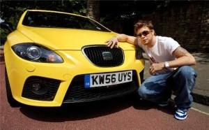 Radio One DJ Scott Mills raves about new Seat