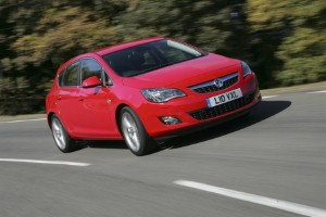Vauxhall launches most economical Astra ever