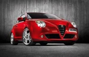 Alfa Romeo pitches man against machine in bizarre road race