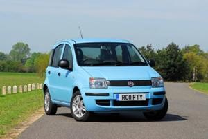 Fiat launches greener Panda