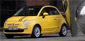 New iPad app launched for Fiat 500 fans