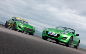 Limited edition MX-5 and Mazda2 set for launch