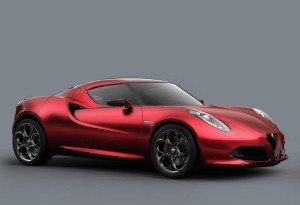 Alfa launches video teaser of 4C