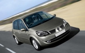 Renault delighted with awards win for Scenic