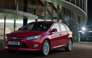 Ford Focus wins 'Techie' prize at BusinessCar Awards