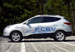 Hyundai to unveil ix35 FCEV at EcoVelocity