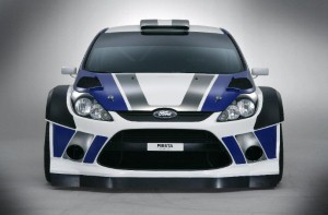 Blast from the past as Ford compares 30 years of rally technology