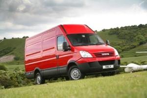 Iveco Eurocargo Hybrid makes UK debut at Rockingham
