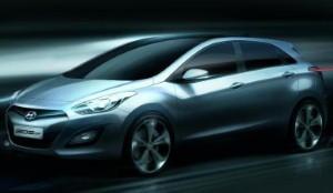 Hyundai unveils new i30 in Frankfurt