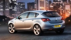 Vauxhall declares battle with Ford