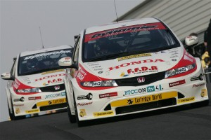 Silverstone set for five-driver BTCC showdown