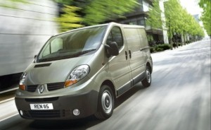 Renault Trafic picks up two MPG awards