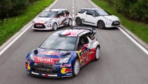 Citroen reveals pride at WRC win