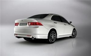 Prototype Honda Accord debuted as SEMA