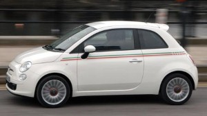 Fiat 500 named Hottest Sport Compact at SEMA