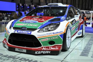 Hirvonen confident in Ford Fiesta vs Citroen Ds3 WRC battle