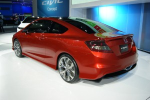 Honda dealerships to preview new 2012 Civic