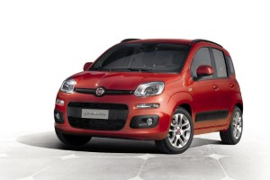 Fiat to launch Abarth Panda
