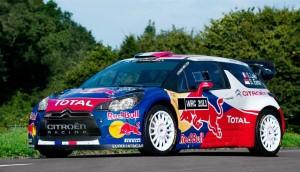 Citroen Ds3 driver Loeb crowned WRC champion
