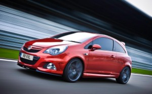 Vauxhall releases VXR footage