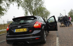 Ford Focus ST set for movie role