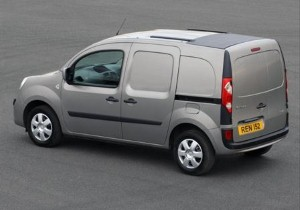 Renault Kangoo ZE names International Van of the Year
