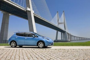Could a Nissan Leaf power your home?