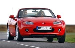 Selected Mazda models offered with 'No VAT'