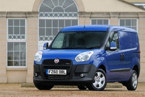 Fiat celebrates What Van? win