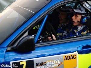 Petter Solberg set for Ford WRC testing