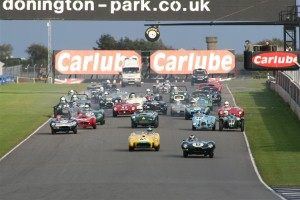 Prices held for Donington Historic Festival 2012
