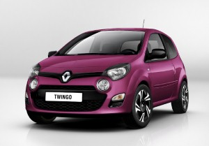 2012 brings new face for Renault Twingo