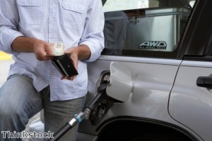 Drivers vow to cut fuel use
