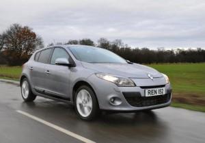 Renault gives Megane a 2012 facelift
