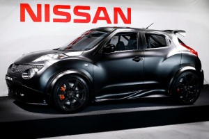 The Juke-R is the world's fastest crossover