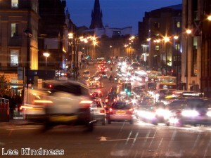 Motorists offered driving in the dark tips