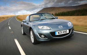 Mazda working on new MX-5