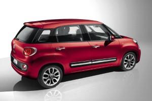Fiat to unveil 500L in Geneva